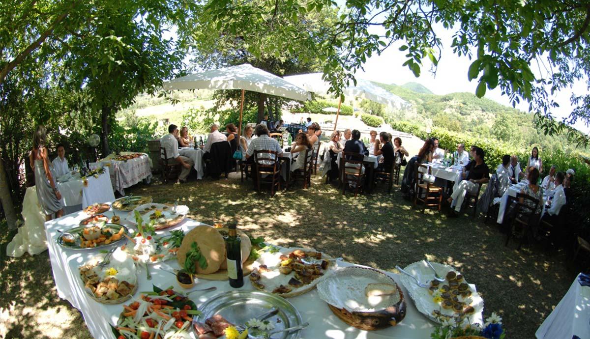 Anniversario Matrimonio Toscana : Agriturismo matrimonio toscana ricevimenti